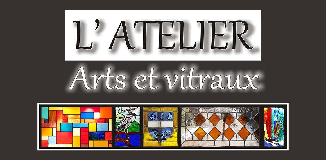 L'atelier arts et vitraux - banniere